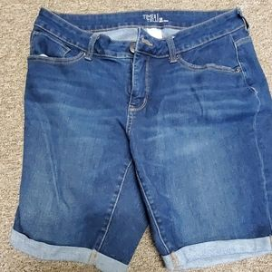 Time and tru shorts size 16